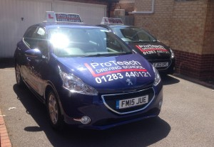 driving lessons in burton on trent